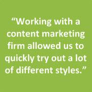 content marketing quote